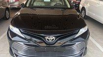Bán Toyota Camry 2.5Q sản xuất năm 2019, màu đen, nhập khẩu - giao ngay