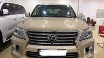 Bán Lexus LX570 nhập Mỹ, đăng ký 2010, đã lên form 2015, biển Hà Nội. LH: 0906223838