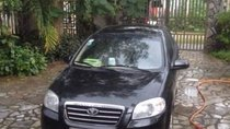 Bán Daewoo Gentra đời 2007, màu đen, nhập khẩu xe gia đình