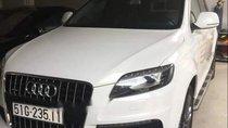 Bán Audi Q7 năm sản xuất 2007, màu trắng, đi 84000km