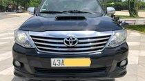 Bán Toyota Fortuner sản xuất năm 2013, màu đen chính chủ