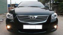 Cần bán Toyota Camry 3.5Q V6 năm sản xuất 2007, màu đen, giá chỉ 485 triệu