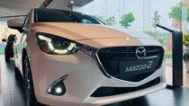Bán Mazda 2 Mazda 2 2019, màu trắng, nhập khẩu giá cạnh tranh, ưu đãi 15 triệu, hỗ trợ trả góp lên tới 90%