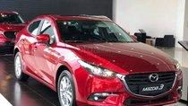 Bán xe Mazda 3 1.5 năm 2019, màu đỏ, ưu đãi 20 triệu, hỗ trợ trả góp lên tới 90%, tặng bảo hiểm thân vỏ 1 năm