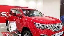 Bán Nissan Terra sản xuất 2019, màu đỏ, nhập khẩu