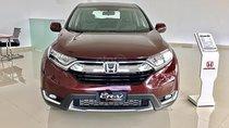 Cần bán Honda CR V L năm sản xuất 2019, màu đỏ, xe nhập