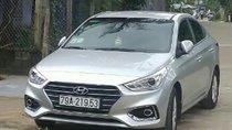 Bán ô tô Hyundai Accent 1.4 AT sản xuất năm 2018, màu bạc