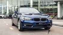 Bán xe BMW 1 Series 118i đời 2019, màu xanh lam, nhập khẩu nguyên chiếc