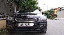 Cần bán gấp Ford Focus năm sản xuất 2007, màu đen, nhập khẩu nguyên chiếc xe gia đình, giá chỉ 265 triệu
