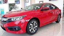 Cần bán Honda Civic 1.8 E năm 2019, màu đỏ, nhập khẩu Thái, giá tốt