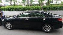 Bán Toyota Camry 2.4G đời 2012, màu đen