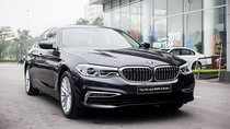 Bán BMW 530i phiên bản Luxury thế hệ 5 series mới hoàn toàn (G30)