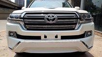 Bán Toyota Land Cruiser VX 4.6 V8 năm 2019, màu trắng, nhập khẩu