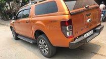 Cần bán Ford Ranger Wildtrak 4x2 AT đời 2016, màu nâu, xe nhập