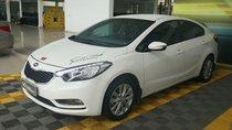 Cần bán Kia K3 1.6AT 2015, màu trắng