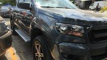Cần bán gấp Ford Ranger 2016, màu xám, nhập khẩu số sàn