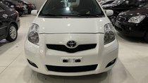 Cần bán Toyota Yaris đời 2010, màu trắng, nhập khẩu