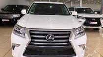 Bán Lexus GX460 màu trắng, sản xuất và đăng ký 2017. LH: 0906223838