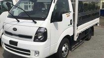 Xe tải nhỏ Thaco Kia Frontier K250 ABS thùng mui bạt trắng