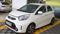 Cần bán xe Kia Morning Si 1.25MT đời 2018, màu trắng, giá tốt