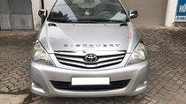 Bán ô tô Toyota Innova 2.0G năm sản xuất 2009, màu bạc. Xe tuyển. Nói không với taxi dịch vụ