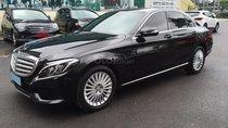 Bán Mercedes C250 Exclusive đời 2016, màu đen, chủ xe giữ gìn, 12xx triệu