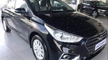 Bán Hyundai Accent AT năm sản xuất 2019, màu đen