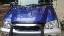 Cần bán xe Daihatsu Terios năm sản xuất 2003, màu xanh lam, xe nhập, giá 175tr