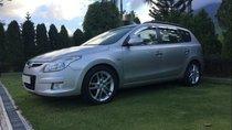 Cần bán Hyundai i30 CW sản xuất năm 2009, màu bạc, xe nhập còn mới