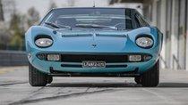 Lamborghini Miura 1971 được hồi sinh với vẻ đẹp vượt thời gian