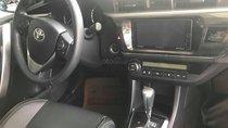Corolla altis 2.0V sản xuất 2016, số tự động màu đen. Phù hợp cho gia đình