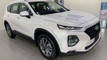 Bán xe Hyundai Santa Fe đời 2019, hỗ trợ mua trả góp lên tới 85% giá trị xe, có xe giao ngay. LH ngay 0971.58.55.33