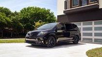 Toyota Sienna trình làng biến thể đắt tiền hạng sang