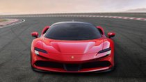 Ferrari trình làng tân binh hybrid 986 mã lực