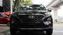 Bán Hyundai Santa Fe sản xuất 2019, màu đen