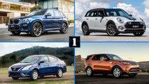 Top 10 xe mới dùng bán lại sau 1 năm sử dụng