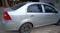 Cần bán lại xe Daewoo Gentra năm 2009, màu bạc xe gia đình