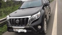 Bán Prado TXL 2.7L, sản xuất 2015, màu đen, xe đi 3 vạn