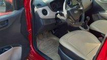 Bán Hyundai Grand i10 2016, màu đỏ, nhập khẩu nguyên chiếc