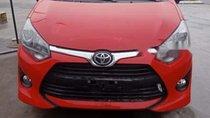 Bán xe Toyota Wigo năm 2019, màu đỏ, nhập khẩu