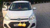 Cần bán lại xe Hyundai Grand i10 sản xuất 2016, màu trắng chính chủ