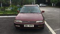 Bán Honda Accord đời 1990, màu đỏ, xe tôi đang sử dụng