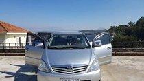 Cần bán xe Toyota Innova G đời 2009, màu bạc, giá chỉ 365 triệu