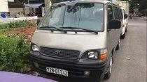 Bán Toyota Hiace đời 1998, nhập khẩu, xe đang dùng hàng ngày