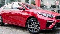 Bán Kia Cerato 1.6 AT Deluxe 2019, màu đỏ, 635 triệu