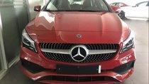 Bán Mercedes CLA250 sản xuất 2018, màu đỏ, xe nhập