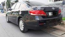 Bán Toyota Camry đời 2011, màu đen, 675 triệu