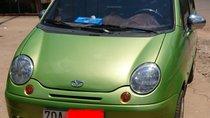 Bán xe Daewoo Matiz SE 2004, màu xanh