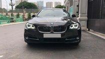 Bán BMW 520i Sx 2014 DK 2015 màu nâu Full option: Cửa hít, cốp điện