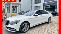Bán xe Mercedes Benz S450 Luxury sang trọng chính hãng đời 2018, trả trước 1 tỷ 7 nhận xe ngay